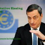 BCE STOP al QE: Previsioni Economia Italiana 2019 2020