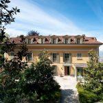 La casa di Ronaldo a Torino