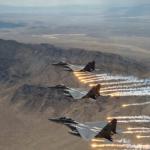 Investimenti in Industrie di Armi + 25% di Aerei per USAF