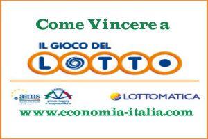 Come Vincere al Lotto - Trucchi - Guida