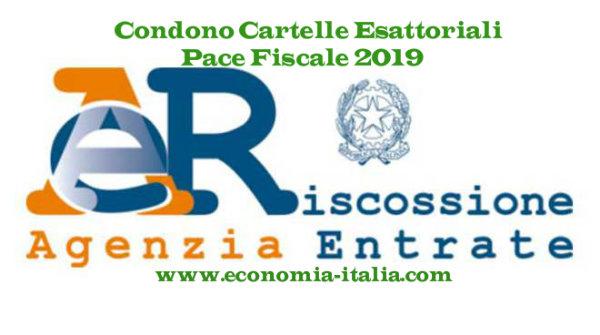 Condono Cartelle Esattoriali Agenzia Entrate: Come Funziona la Pace Fiscale 2019