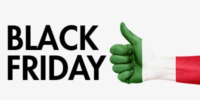 Migliori Offerte del Black Friday Italia: Come Comprare in Sicurezza?