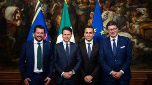 populisti e sovranisti italiani