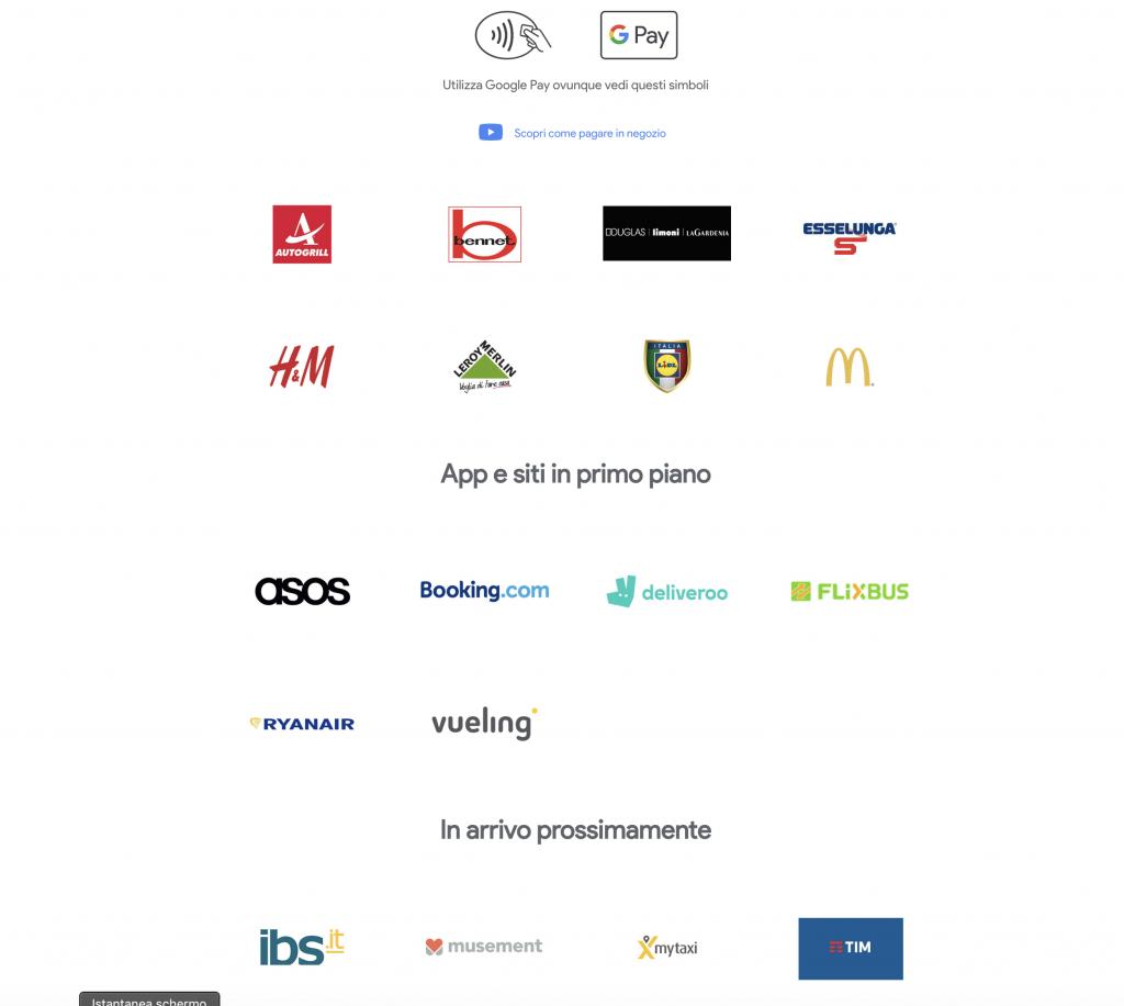 Pagamenti con Smartphone: Quali Negozi li Accettano? Sicurezza