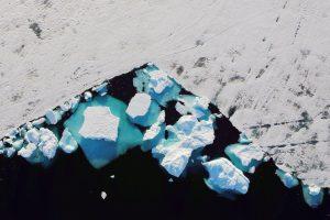 Ghiaccio in Groenlandia si Sta Sciogliendo e il Livello dei Mari si Alzerà