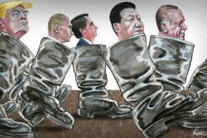 L'Ascesa dei Populisti Autoritari nel Mondo