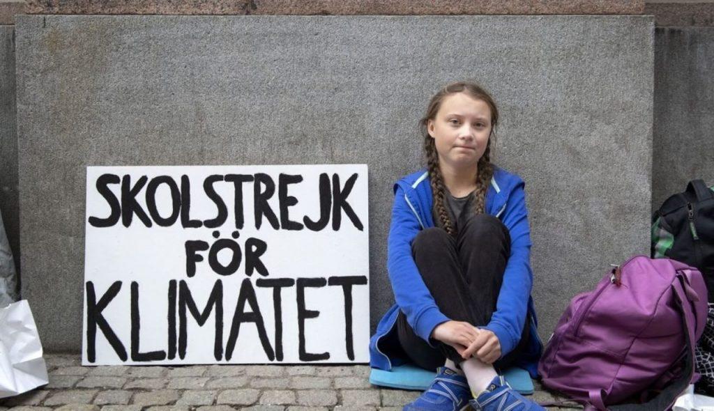 Greta Thunberg: la Bambina che Sta Cambiando il Mondo #FridaysForFuture