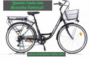 Bici Elettrica Usata: come regolarsi con il Prezzo, da cosa dipende