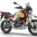Moto Guzzi V85TT La Maxi Enduro Italiana Sovranista