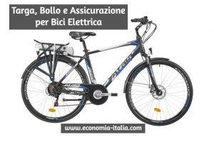 Assicurazione e Targa per Biciclette ed eBike, Cosa dice la Nuova Legge