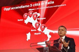 Vodafone 5G, Offerte, Velocità, Smartphone