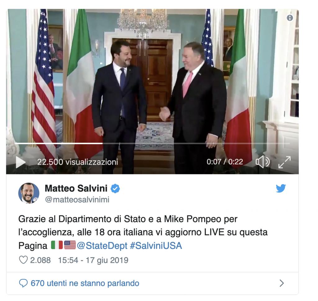 Italia: Manovra alla Trump; Spiegare l'Economia con il Calcio