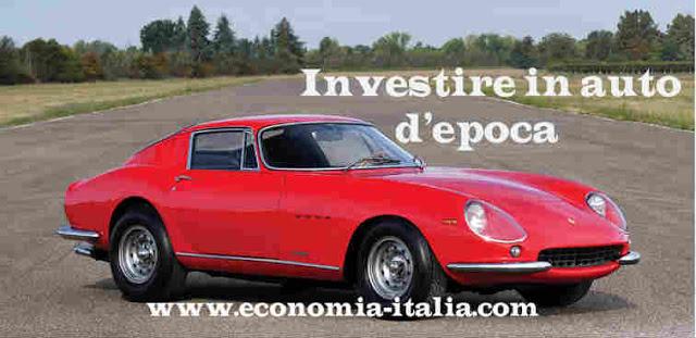 Auto d'Epoca Economiche in Vendita da Restaurare per Investire