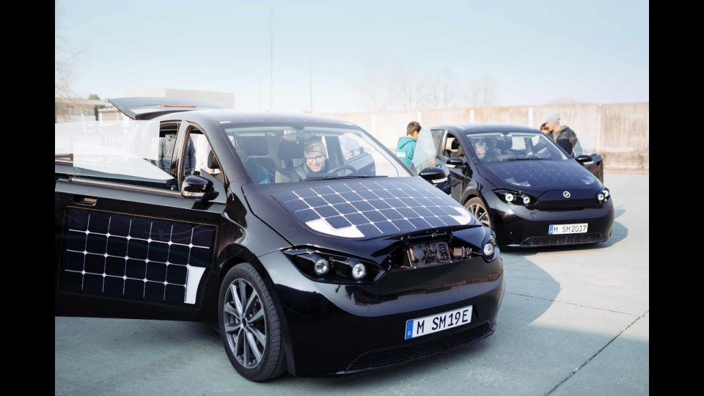 Auto Elettriche ad Energia Solare: Prezzi ed Autonomia ( dal 2021)