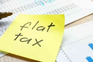 Flat Tax all'Italiana