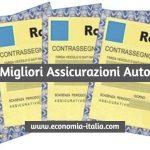 Migliori Assicurazioni Auto Online 2019 Elenco RC Auto Economiche