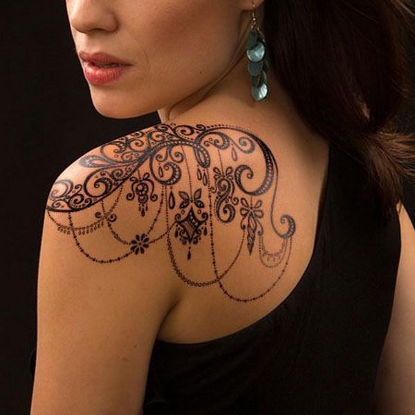 Quanto Costa un Tatuaggio su Spalla, o Polso o Coscia?