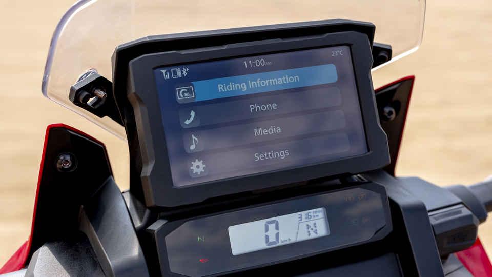 Honda Africa Twin 1100 2020 Prova Caratteristiche Prezzo