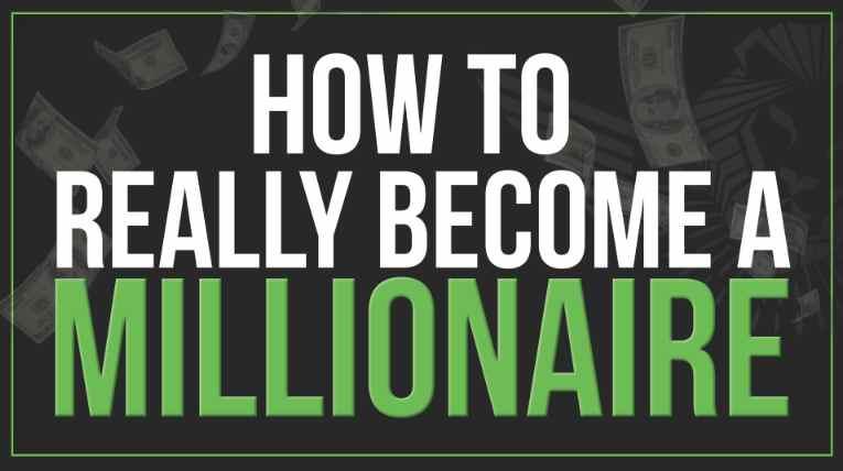 8 Consigli Per Diventare Milionario Quest'Anno