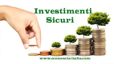 Dove trovare Investimenti Sicuri a Basso Rischio