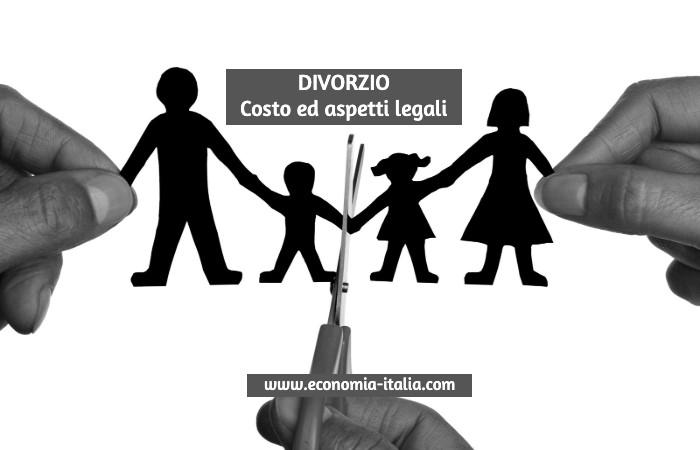 Divorzio: Significato, Procedura, Costi ed Aspetti Legali