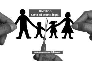 Divorzio Consensuale e con Figli: Costi e Procedura legale