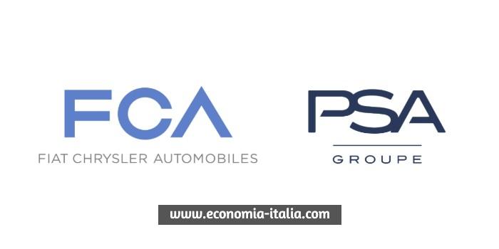 Gruppo FCA PSA il Piano Industriale 2020 Basato sull'Elettrico