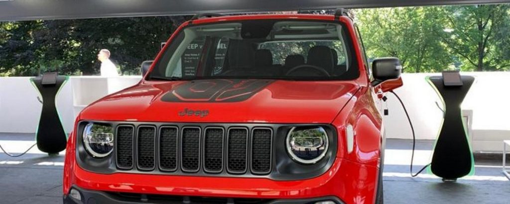 jeep renegade plug in