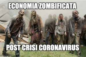 economia zombificata