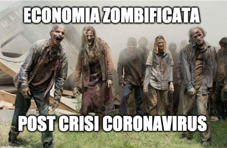 Impatto della Crisi su Economie e Mercati nel Lugo Periodo L'Economia Zombificata