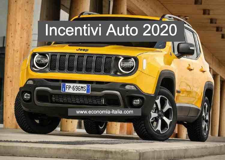 Incentivi Auto 2021 tabella completa: quanti sconti puoi avere
