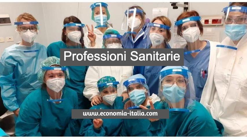 Professioni Sanitarie, Quali sono le Più Ricercate?