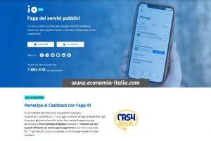 Lotteria degli Scontrini Cashback App IO: Come Funziona Come Avere i Soldi